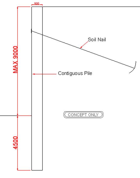 Retaining Wall Calculator - Geoman Ltd